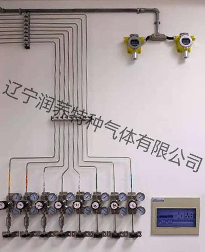 实验室气路设计安装