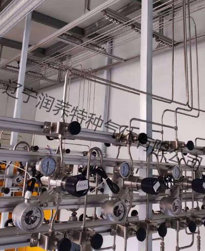 工业气体管道安装